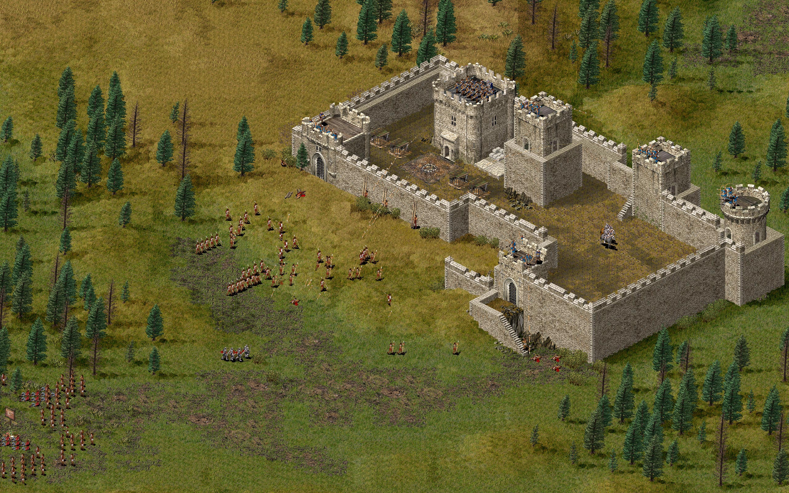 New Stronghold 3 Patch